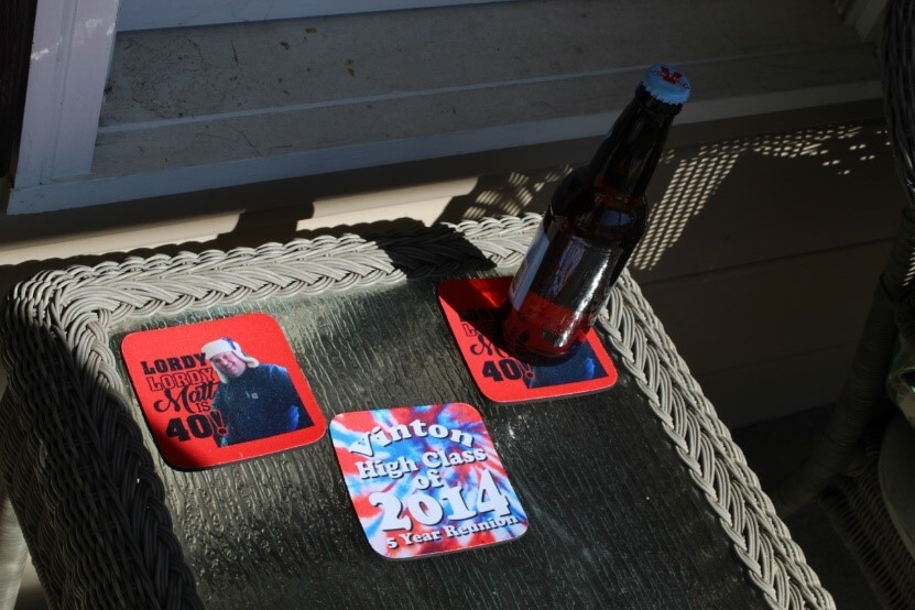 Custom Coaster Cheap and low prices